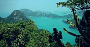île paradisiaque - séjour en thaïlande