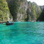 Découvrez les lagons de rêve en Thaïlande