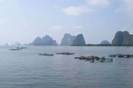 Koh Panyi pour votre voyage en famille en Thailande