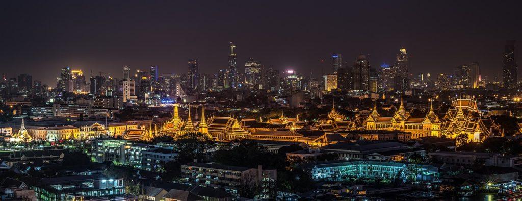 Grand palais à Thailande - Que voir en Thailande
