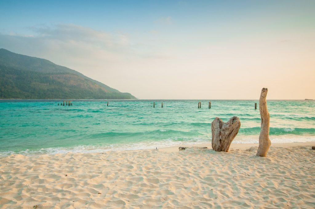 Détente plage Thaïlande