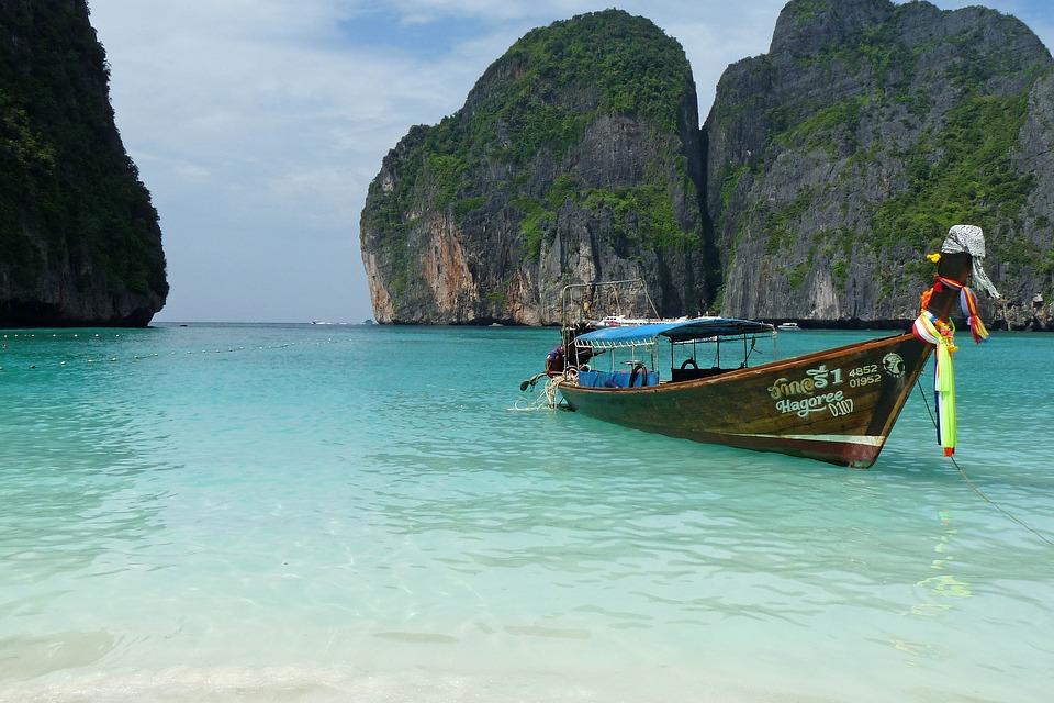 Thailande sous le soleil