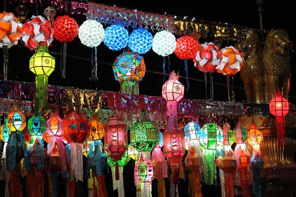 Loy Krathong, la fête des Lumières