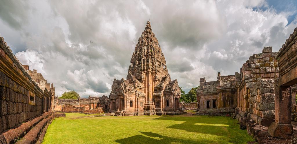 temple en Thailande Prasat Phanom Rung